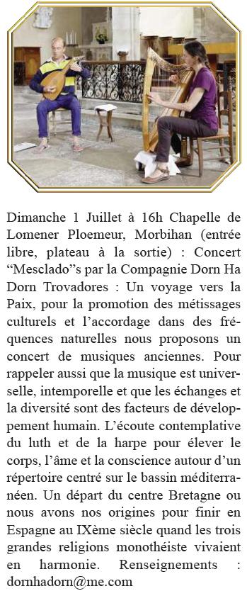 Article dans le bulletin de la société française de Luth été 2018