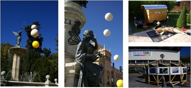 Photographie et jonglerie - exposition